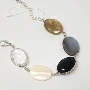 LOFT Glass Shell Stone Bracelets